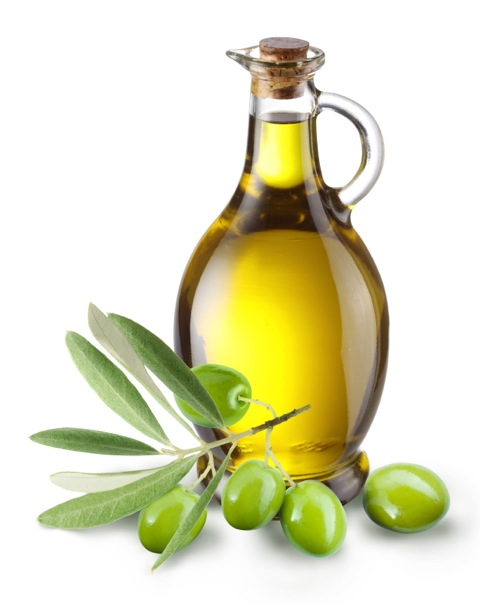 olives and oil - iStock_000013286431Small