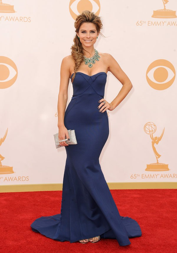 maria-menounos-65th-primetime-emmy-awards-2013