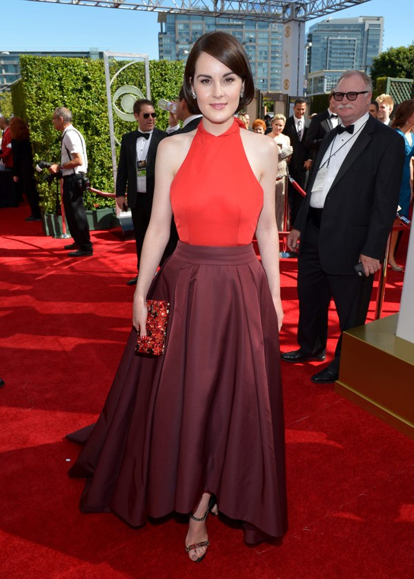 michelle-dockery-emmy-awards-2013