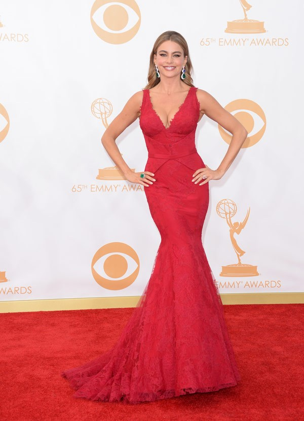sofia-vergara-emmy-awards-2013